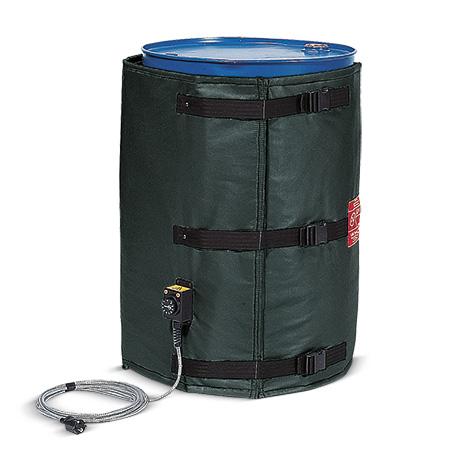 Fass-Heizmantel für 200-Liter-Fässer, Breite 850 mm