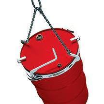 Fassgehänge, Tragkraft 800 kg, Fass Ø 420 - 540 mm