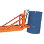 Fassgreifer, Tragkraft 800kg, lackiert / verzinkt