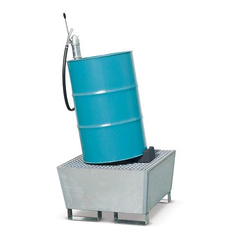 Fasskeil aus Polyethylen für 200-Liter-Fässer