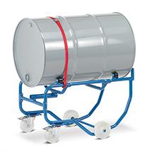 Fasskipper fetra® mit Hebelstange, Tragkraft 250 kg