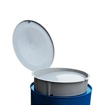 Fasstrichter für 200-Liter-Fässer aus GFK
