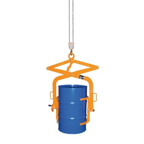 Fasswendezange für Stahlfässer