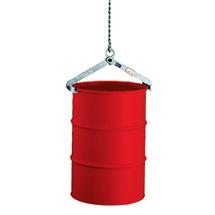 Fasszange für stehende Fässer, Tragkraft 500 kg