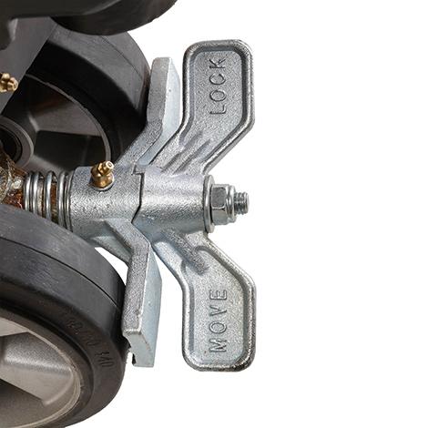 Feststellbremse Hubwagen Ameise® - Tragkraft 2500 kg