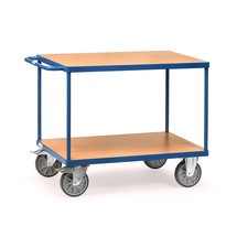 fetra® heavy-duty table and assembly trolley
