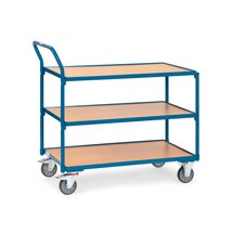 fetra® table trolley, capacity 300 kg