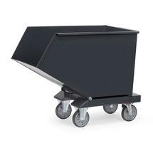fetra® tipping tipvogn med hjul