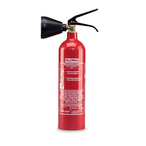Feuerlöscher GLORIA® KS, Kohlendioxid