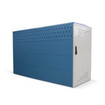 Fietsgaragebox compleet