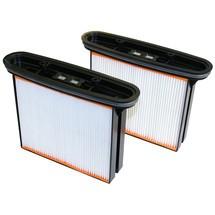 Filter für Industriesauger starmix, Staubklasse H, 2 Stk/VE