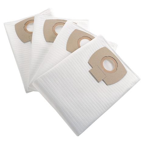 Filtersäcke + 1 Nassfilter für Nass-/Trockensauger Standard