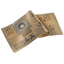 Filtersäcke für Nass-/Trocken-Gewerbesauger, 27 + 30 Liter