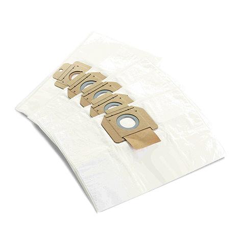 Filtersäcke für Nass-/Trocken-Gewerbesauger, 45 Liter
