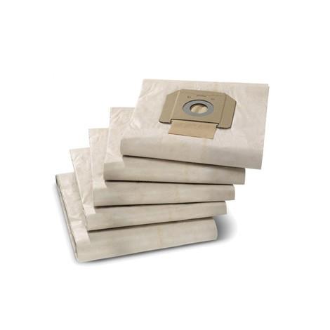 Filtertüten für Nass-/Trockensauger NT 62/2 ECO