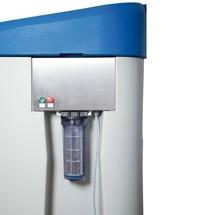Filtro reutilizável para peças mais limpas bio.x