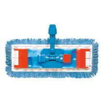 Flachmopp mit Laschen für Nasswischwagen