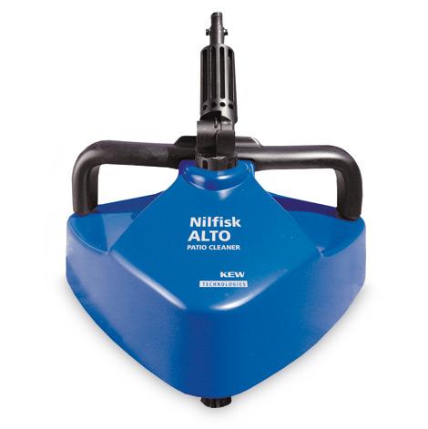 Flächenreiniger Nilfisk Patio-Clean für Hochdruckreiniger