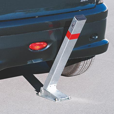 Flexible Parkpfosten FLEXY P 600 oder P 750