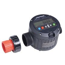 Flüssigkeits-Mengenmesser PP für Druckluft-Doppelmembranpumpe