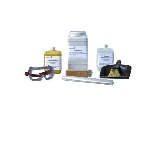 Flusssäure-Bindemittel Spill-Kit