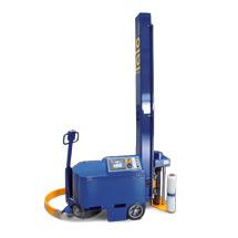 Folien-Stretchmaschine laio® DISC R500, selbstfahrend