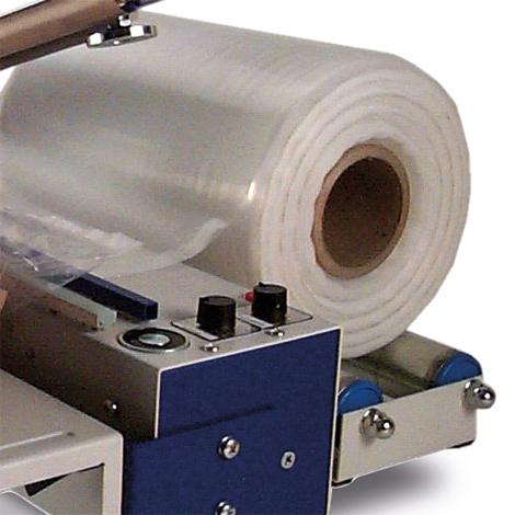 Folienabroller. Schweißnahtlänge bis 600 mm