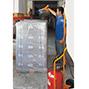 Folienschrumpfgerät. Komplettpaket im Koffer + Propangasflaschenwagen