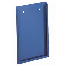 Formularhalter DIN A4 für Schlitzplatten