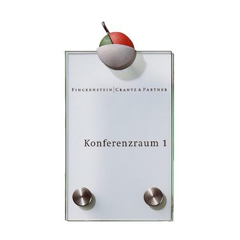 Frei-/Besetzt-Anzeige für Türschilder
