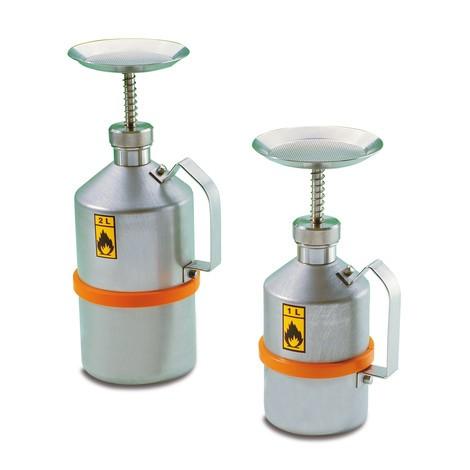 Frigörande luftfuktare i rostfritt stål