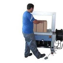 Fuldautomatisk omsnøringsbånd værktøj HU 600