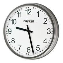 Funk-Wanduhr Peweta® für Außenbereich