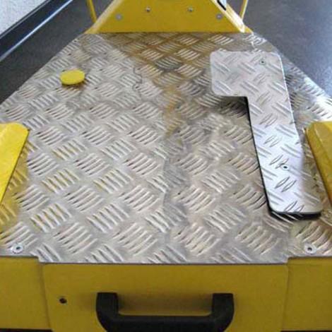 Fußpedal für Elektro-Transportroller Ameise®