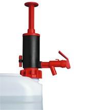 Fyllningspump för vattenhaltiga vätskor