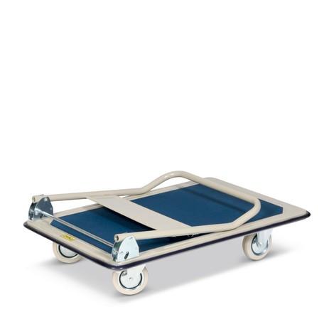 Ganzstahl-Plattformwagen, klappbar