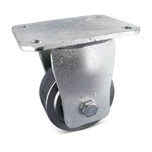 Ganzstahl-Schwerlast-Bockrollen. Tragkraft 1500 - 6000 kg