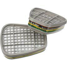 Gas- und Kombifilter für 3M Gase und Dämpfe Maske