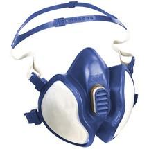 Gase- und Dämpfe-Halbmaske 3M™ Serie 4000+