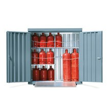 Gasflaschen-Lagercontainer TRG 280