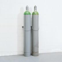 Gasflaschen-Wandhalter