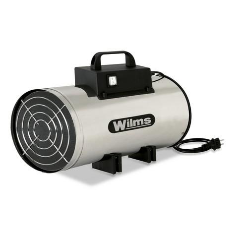 Gasheizer Wilms®, mit Piezo-Zündung
