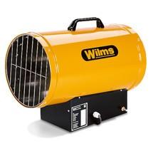 Gaskachel Wilms®. Verwarmingsvermogen 14-35 kw, piëzo-elektriciteit - handmatig