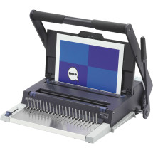 GBC® Plastik- und Drahtbindegerät MultiBind 320