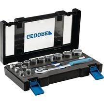 GEDORE Steckschlüsselsatz 19 DMU-20