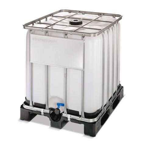 Gefahrgut-IBC-Container