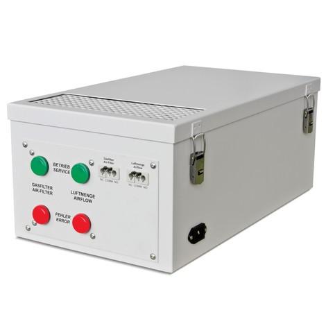 Gefahrstoff-Filteraufsatz für Sicherheitsschrank Typ 90