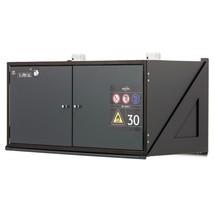 Gefahrstoff-Hängeschrank asecos® Typ 30