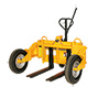 Gelände-Hubwagen Ameise® hand-hydraulisch - Tragkraft 1250 kg