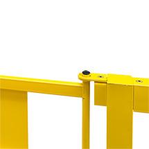 Geländer-Tür für Rammschutz-Geländer S-Line